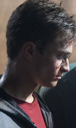 La featurette �Un epico finale� della 1a parte dei Doni della morte - David Yates mentre parla con Daniel Radcliffe.