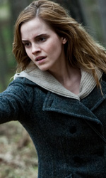 La featurette �Un epico finale� della 1a parte dei Doni della morte - Hermione pronta a combattere contro gli Snatcher (Ghermidori).