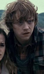 La featurette �Un epico finale� della 1a parte dei Doni della morte - Hermione e Ron dopo essere scappati da casa Malfoy.
