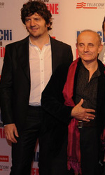 Un red carpet a tema per Maschi contro femmine - Il cast all'anteprima del film Maschi contro femmine