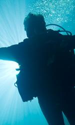 Un viaggio in 3D nella pi� profonda caverna del mondo - Una scena del film.