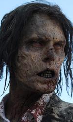 Se il vicino di casa è uno zombie... - Un uomo trasformato in zombie