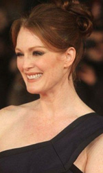 Julianne Moore a Roma - Julianne Moore, il red carpet