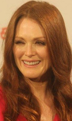 Julianne Moore a Roma - Julianne Moore, photocall