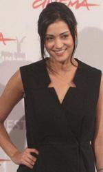 Il photocall dei Fiori di Kirkuk - Morjana Alaoui interpreta Najla.