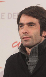 I Want to Be a Soldier, il photocall - Il regista Christian Molina al photocall