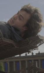 Un piccolo uomo con grandi sogni - Gulliver catturato dai Lillipuziani.