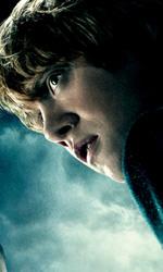I sei character poster italiani di Harry Potter e i doni della morte - Il character poster di Ron (Rupert Grint).