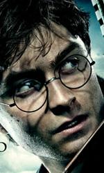 I sei character poster italiani di Harry Potter e i doni della morte - Il character poster di Harry (Daniel Radcliffe).