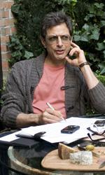 Ho dirottato la gravidanza di Kassie - Jeff Goldblum interpreta Leonard.