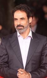 Photocall e red carpet del film Io sono con te - Ahmed Hafiene al red carpet del film <em>Io sono con te</em>.