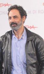 Photocall e red carpet del film Io sono con te - Ahmed Hafiene al photocall del film <em>Io sono con te</em>.