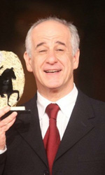 Roma 2010: Kill me Please miglior film - Tony Servillo con il Premio Marc'Aurelio della Giuria al miglior attore per il film Una Vita Tranquilla.