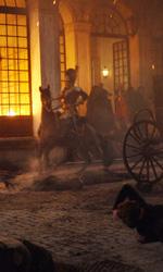 La fotogallery di Noi Credevamo - L'attentato a Napoleone III, organizzato da Felice Orsini, causa una strage davanti all�Op�ra di Parigi (14 gennaio 1858).