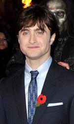 Intervista esclusiva a Daniel Radcliffe - Daniel Radcliffe durante l'anteprima mondiale di Harry Potter e i doni della morte - Parte I.