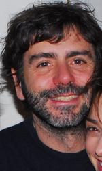 La fotogallery de La donna della mia vita - Alessandro Gassman e Valentina Lodovini con il regista Luca Lucini