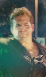 Il teaser trailer di Green Lantern - Hal mentre sta creando un Costrutto.