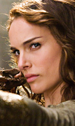 Red-ban trailer e 12 immagini del film Your Highness - Natalie Portman interpreta la principessa guerriera Isabel.