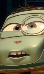 Trailer italiano e prime immagini ufficiali di Cars 2 - Grem e il professor Z.