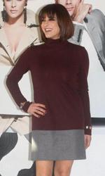 Le donne cambiano il mondo alzando un ditino - Valentina Lodovini al photocall.