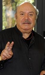 Lino Banfi torna a vestire i panni del nonno - Lino Banfi e Lino Toffolo alla presentazione della fiction.