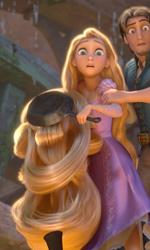 La fotogallery di Rapunzel - L'Intreccio della Torre - Rapunzel e Flynn.