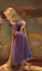 La fotogallery di Rapunzel - L'Intreccio della Torre - Flynn fa la conoscenza di Rapunzel.