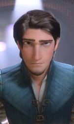 La fotogallery di Rapunzel - L'Intreccio della Torre - Flynn scortato da due guardie reali.