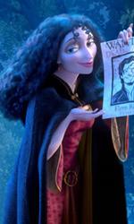 La fotogallery di Rapunzel - L'Intreccio della Torre - Madre Gothel e due scagnozzi.