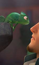 La fotogallery di Rapunzel - L'Intreccio della Torre - Pascal e Flynn.