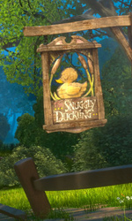 La fotogallery di Rapunzel - L'Intreccio della Torre - Lo Snuggly Duckling.