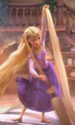 La fotogallery di Rapunzel - L'Intreccio della Torre - Rapunzel mentre fa le pulizie.