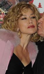 Difendo il mio film dalle accuse di volgarità - Nancy Brilli e Massimo Boldi al photocall di A Natale mi sposo.