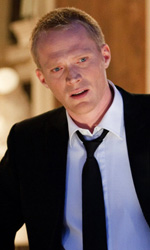 La fotogallery del film The Tourist - Paul Bettany interpreta Acheson.