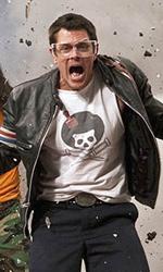 Le foto ufficiali del film Jackass 3D - Una scena del film <em>Jackass 3D</em>.
