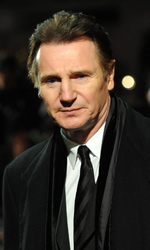 La premiere londinese di Le cronache di Narnia - Il viaggio del veliero - Liam Neeson alla premiere londinese del film <em>Le cronache di Narnia - Il viaggio del veliero</em>.