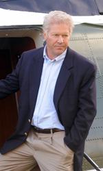 La fotogallery del film I due presidenti - Dennis Quaid interpreta il presidente degli Stati Uniti d'America Bill Clinton.