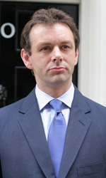 La fotogallery del film I due presidenti - Michael Sheen interpreta il primo ministro inglese Tony Blair.