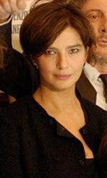 Una commedia progressista contro i cinepanettoni - Laura Morante con il cast al completo de La bellezza del somaro.