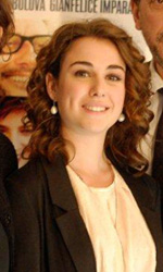 Una commedia progressista contro i cinepanettoni - Nina Torresi al photocall insieme a Sergio Castellitto e Laura Morante.