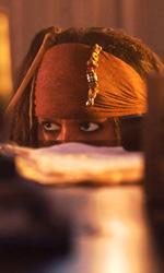 Trailer italiano e foto di Pirati dei Caraibi 4: Oltre i Confini del Mare - Johnny Depp interpreta Jack Sparrow.