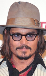 Il turista e la femme fatale - Johnny Depp al photocall di The Tourist