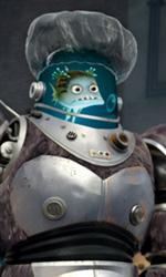 La fotogallery del film Megamind - Minion e Megamind.