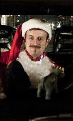 La fotogallery del film La banda dei Babbi Natale - Aldo, Giovanni e Giacomo in una scena del film <em>La banda dei Babbi Natale</em>.