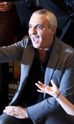 De Sica & compari al suono delle vuvuzelas - Il cast del film Natale in Sudafrica.