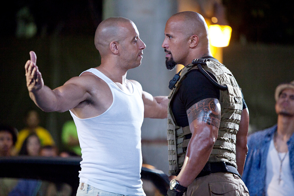 In foto Vin Diesel (49 anni)