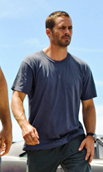 Trailer italiano e foto ufficiali del film Fast Five - Una scena del film.