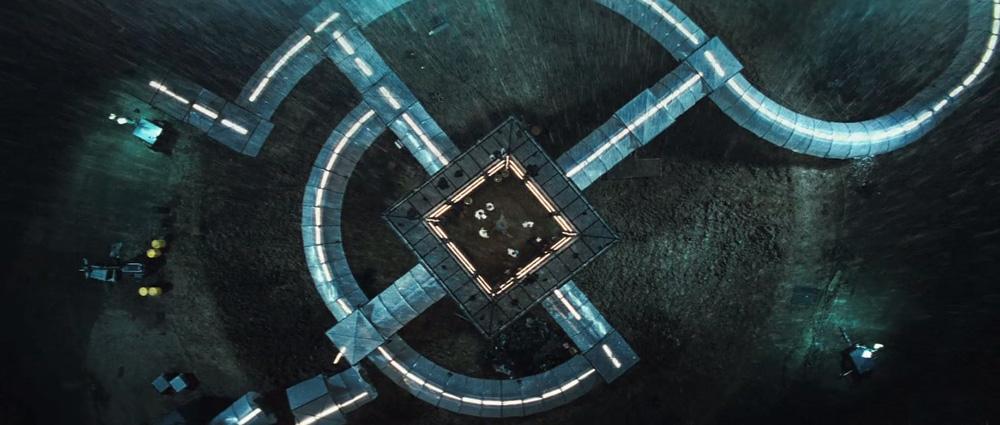 Un impianto dello S.H.I.E.L.D.S. in New Mexico. -