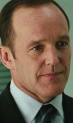 Trailer italiano e screenshoot del film Thor - L'agente Phil Coulson punto di collegamento fra tutti i film Marvel.