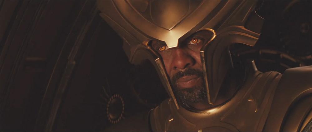 In foto Idris Elba (44 anni)